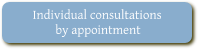 Individual consultations by appointment